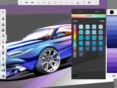 تحميل افضل برنامج للرسم SketchBook PRO النسخة المدفوعة للأندرويد
