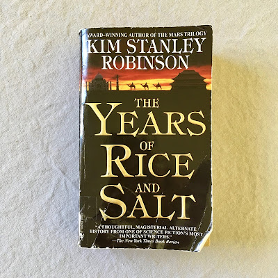 The Years of Rice and Salt by Kim Stanley Robinson | Two Hectobooks