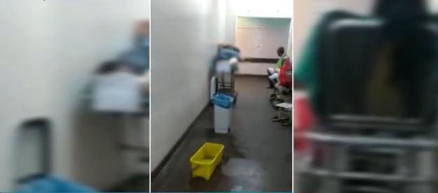Pacientes sofrem com superlotação em Hospital em Caxias 3