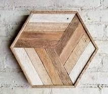 hiasan dinding keren dari kayu bekas