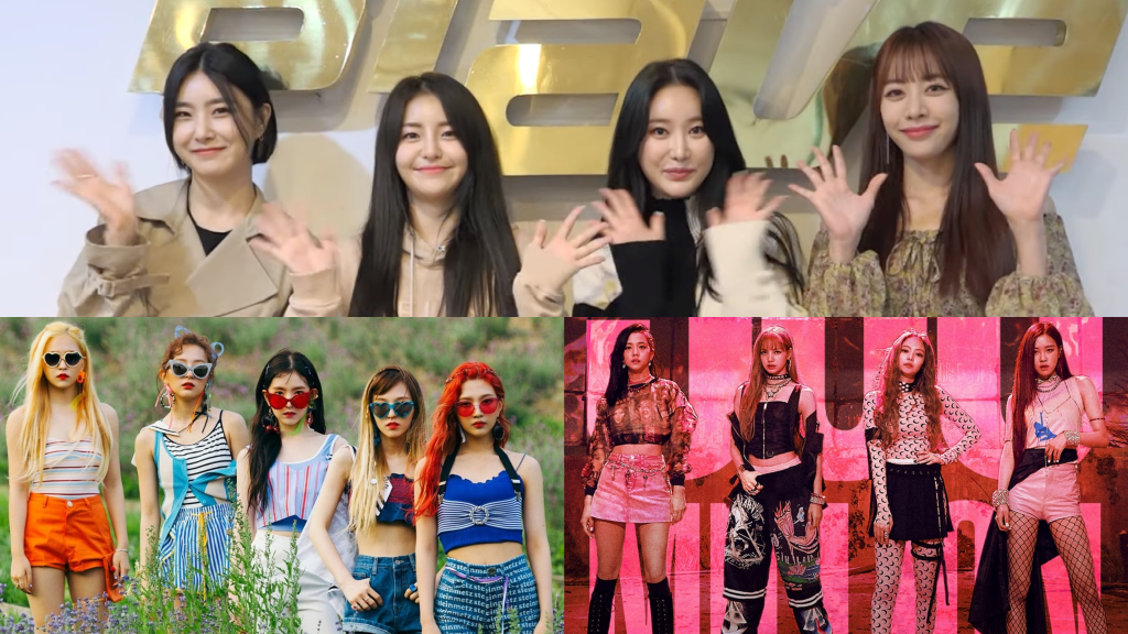 Brave Girls Managed to Break The Records of Red Velvet and BLACKPINK on Melon