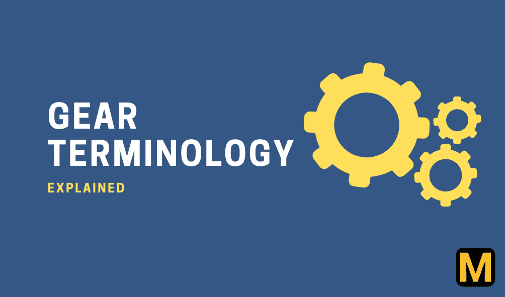 Terminology of gear