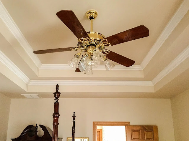 You Can Try These Practical Tips To Clean The Ceiling Fan