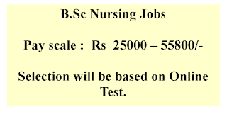 B.Sc Nursing Jobs in Gujarat State Electricity Corporation Limited