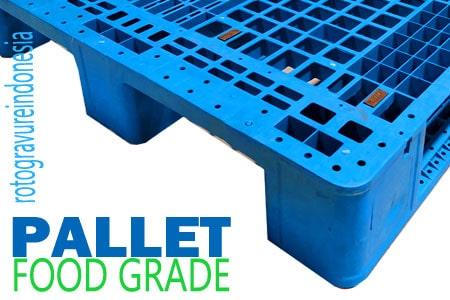 Mengenal Pallet Food Grade