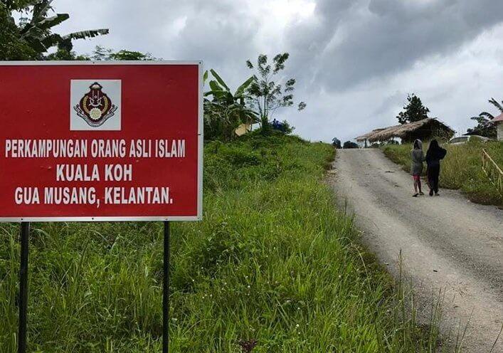 Orang Asli Kuala Koh