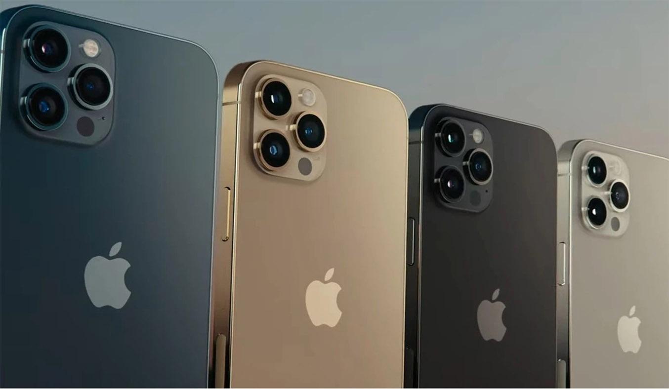 iện thoại iPhone 12 Pro Max 128GB Xám