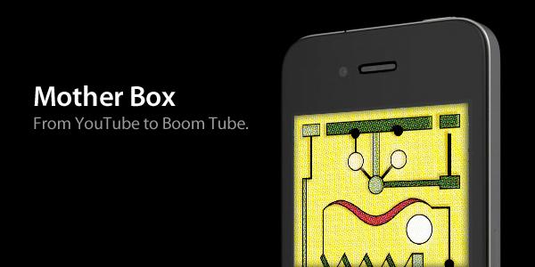 motherbox iphone