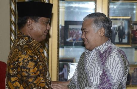 Din Syamsuddin Batal Dilantik Presiden Jokowi Sebagai Pengarah UKPPIP, Kenapa?