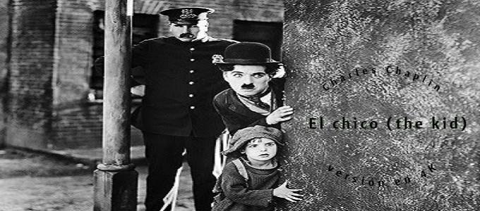CINE | Vuelve a descubrir la magia del cine con Charles Chaplin.
