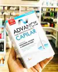 تجارب حبوب advancis capilar للشعر