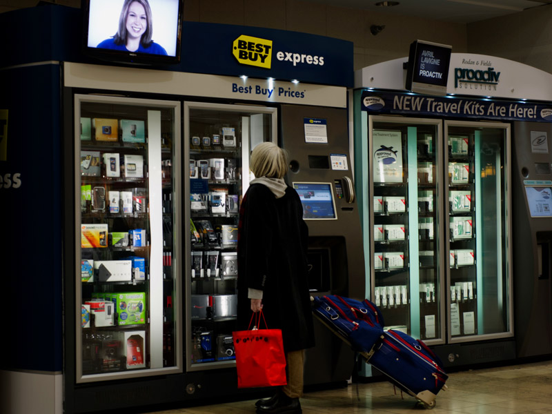 10 of the most overpriced items at airports