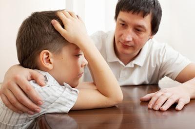 إشارات هامة تدل على أن الطفل يمر بحالة نفسية سيئة