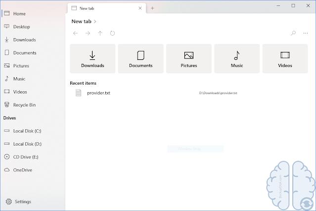 Pengganti Windows Explorer Versi Modern Di Windows 10