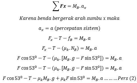 Soal fisika USBN Nomor 6e
