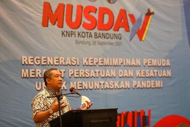 Pemkot Bandung Ajak OKP Bersinergi Wujudkan Bandung Unggul, Nyaman, Sejahtera, Dan Agamis