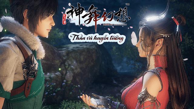 Link Tải Game Thần Vũ Huyễn Tưởng Việt Hóa ( Faith Of Danschant Free Download )