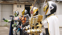 Zi-O Riders Reunited