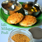 Idli Milagai Podi Recipe - Version 2 | Homemade Idli Podi | Idli Podi | Chutney Podi for Idli & Dosa