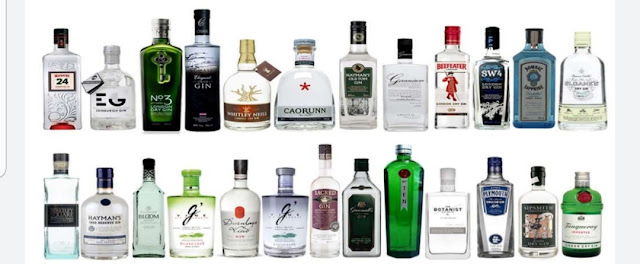 all gin collection