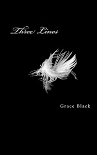three lines, grace black, grace black poet, poetry