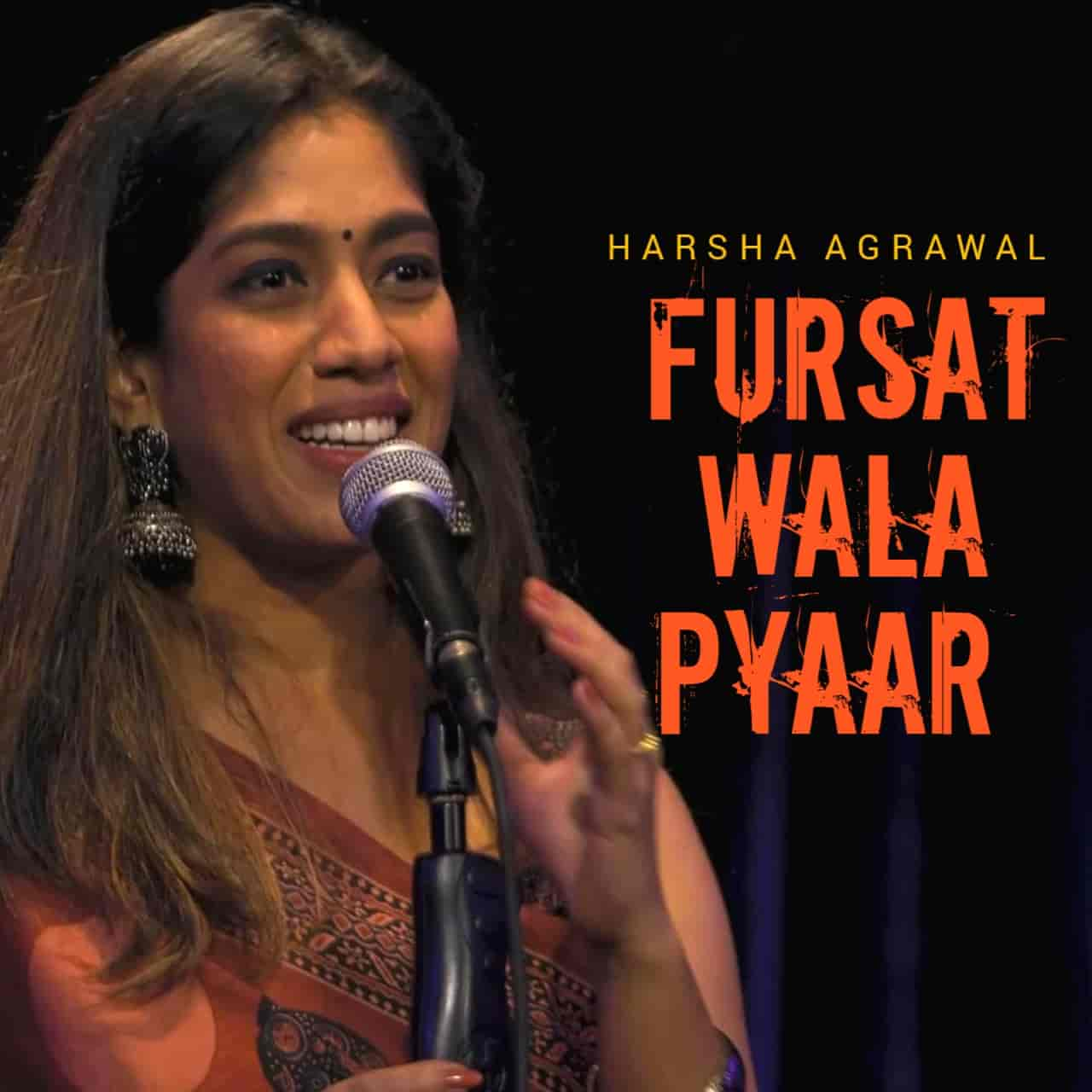 Fursat Wala Pyaar Poetry, Written By Harsha Agrawal.