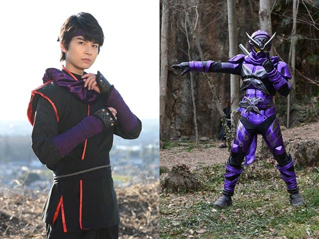 Kamen Rider Shinobi