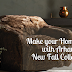 Make your Home Cozy with Arhaus' New Fall Collection
