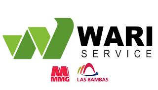 WARI SERVICE LAS BAMBAS - SASMI PERÚ