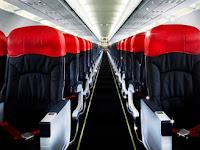 Sebelum Pesan Tiket Pesawat, Tips Memilih Tempat Duduk Terbaik Dalam