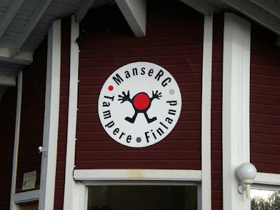 Manse Ratagolf in Tampere, Finland