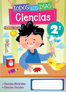 Todos los días Ciencias 2°