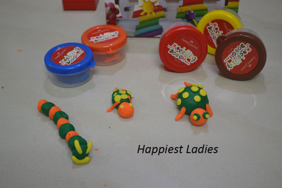 Clay Model Projects – Kids Activity