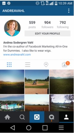 Connect Instagram to Facebook Business Page