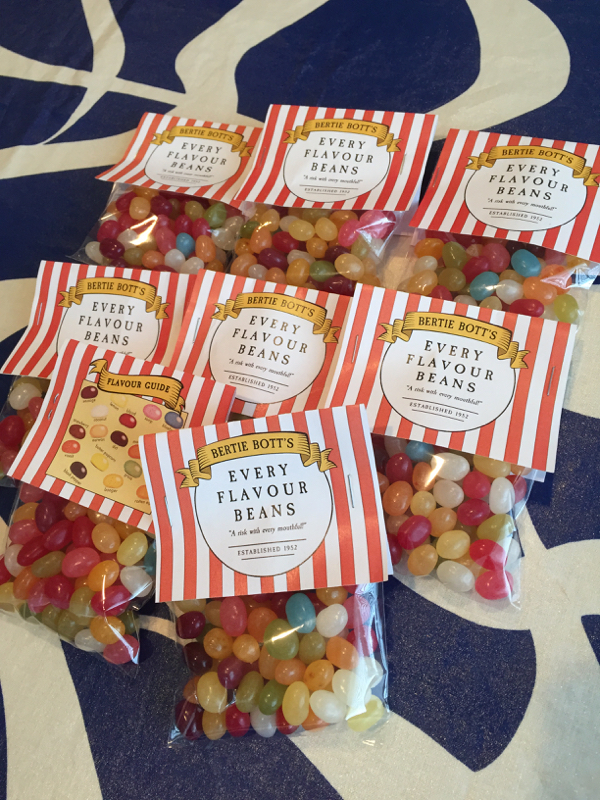 graphic relating to Bertie Botts Every Flavor Beans Printable identify Absolutely free downloadable label for Bertie Botts Jelly Beans taking