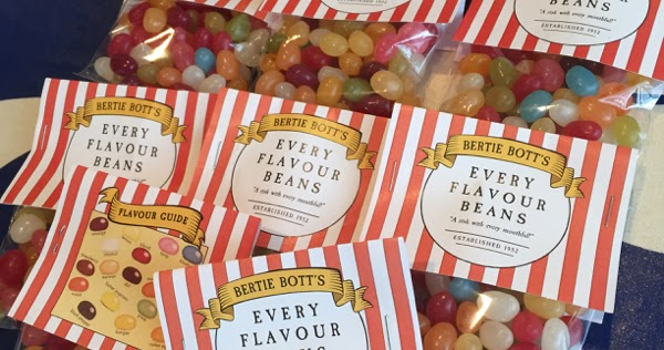 photograph about Bertie Botts Every Flavor Beans Printable identified as Totally free downloadable label for Bertie Botts Jelly Beans getting