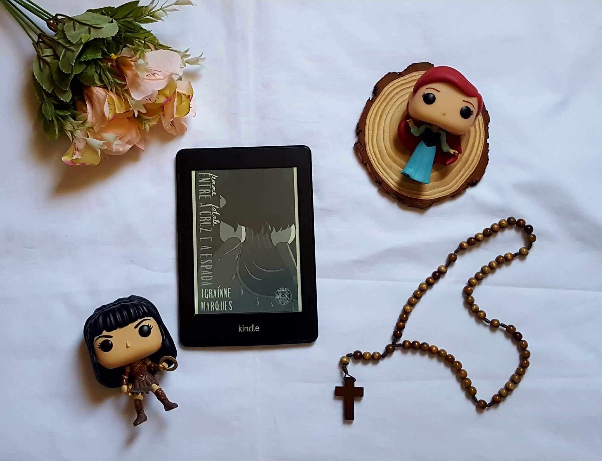 Entre a cruz e a espada | Igrainne Marques