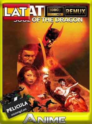 Batman: alma del dragón (Batman:Soul of the Dragon) (2021) Latino [1080p] BD [REMUX] [GoogleDrive] RijoHD