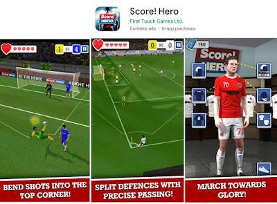 games sepak bola offline