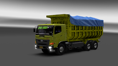 Mod Hino Series V1.1 by Rindray Gratis