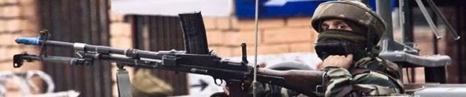 Fierce Encounter Underway In Pulwama, 1 Terrorist Gunned Down By Security Forces