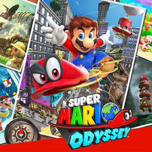 Super Mario Odyssey Apk