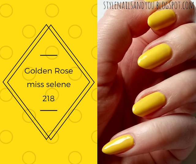 Golden Rose Miss Selene 218