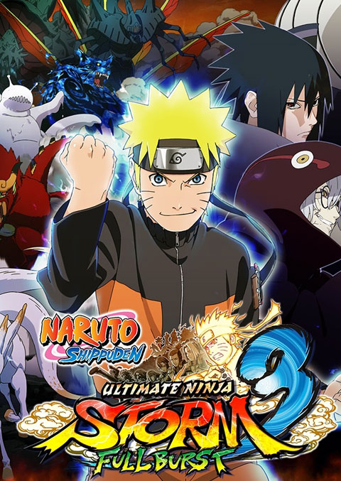 Naruto Shippuden: Ultimate Ninja Storm 3 Full Burst can work with a PS2 or PC USB type controller to emulate the xbox 360 controller. It's pretty simple, see... Skip navigation ...
