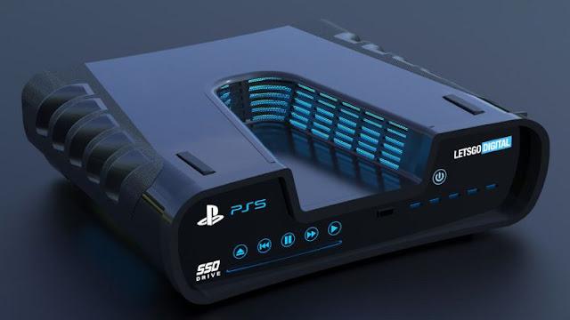بلاي ستيشن 5 سيتضمن محرك أقراص Blu-ray 4K للأقراص بسعة 100 جيجابايت