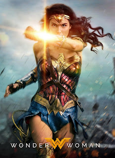 Wonder Woman movie poster