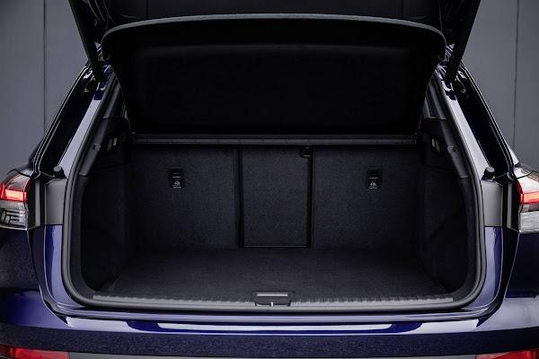 Audi Q4 e-tron - porta-malas