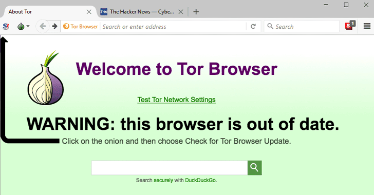 Warning: Critical Tor Browser Vulnerability Leaks Users' Real IP Address—Update Now