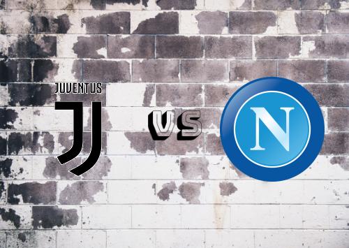 Juventus vs Napoli  Resumen y Partido Completo
