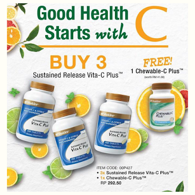Tips Pemilihan Vitamin C